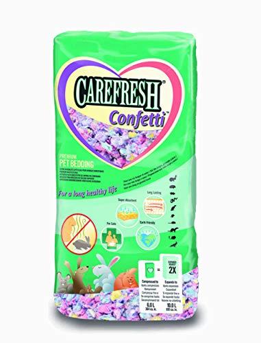 Rettenmaier 29784 Nager Einstreu Carefresh Confetti, 10 Liter