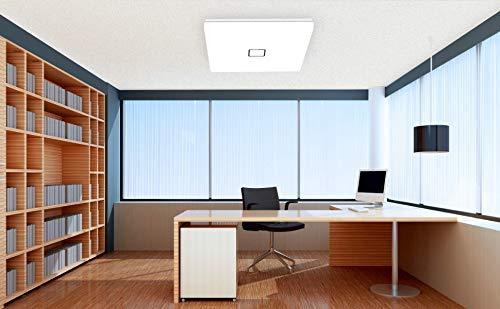 Plafoniere Per Balconi : Plafoniera led soffitto Öuesen plafoniere bianco caldo moderna 24w