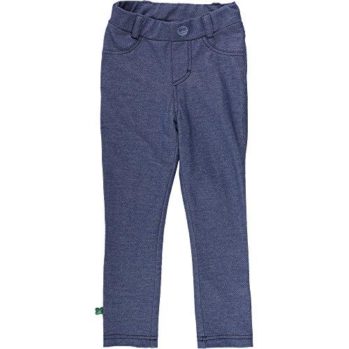 Fred's World by Green Cotton Jungen Hose Denim Stretch Slim Pants, Blau (Denim 019402601), 134 (Stretch-hose Bio-baumwolle)