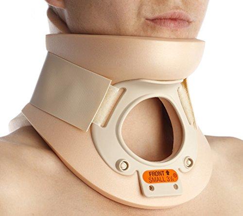 Collarín cervical minerve Ortel C4 Rigid abiertos-Braga