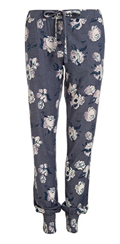 Jockey Damen Pyjamahose blau XL