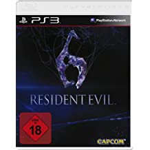 Resident Evil 6 [Software Pyramide] - [PlayStation 3]