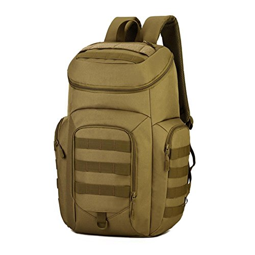 Rucksack Military Camouflage Stil Casual Computer Tasche Schuhlager Klettern Wandern Outdoor Rucksack khaki