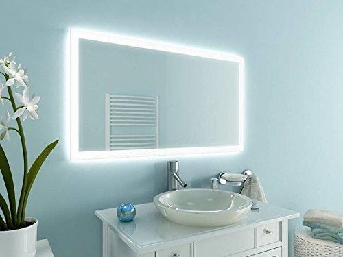 Badspiegel beleuchtet - Badspiegel mit LED Beleuchtung
