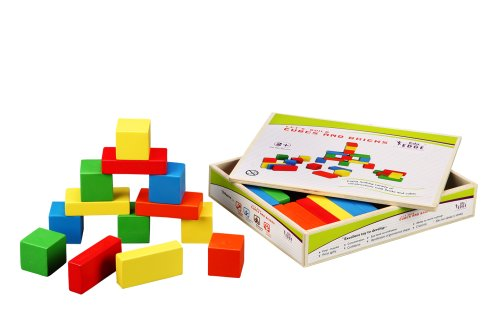 Eduedge Blocks & Building Sets Eduedge Let'S Build Cubes & Bricks