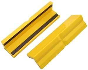 Schonbacken für Schraubstock Kunststoff magnetisch 100 mm, Paar