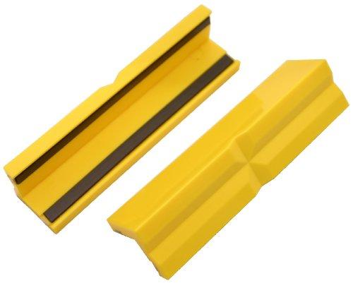 GSR Schonbacken für Schraubstock Kunststoff magnetisch 125 mm, Paar