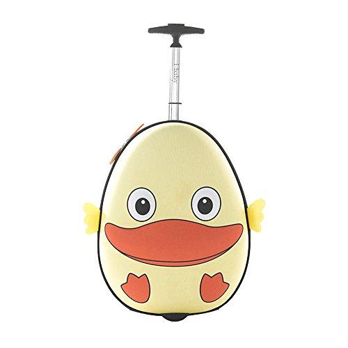 Maleta huevo infantil