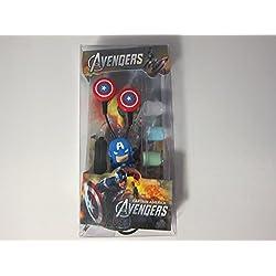 Auriculares superhéroe Capitán América