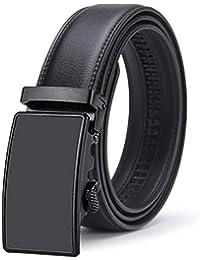 qualité fiable éclatant ramassé Amazon.fr : ceinture cuir homme : Vêtements