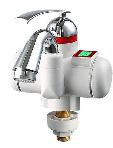 scaldacqua elettrici digitali rubinetto della cucina fredda schermo intelligence hot
