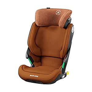 Maxi-Cosi Kore i-Size Child Car Seat, 3.5 - 12 years, 100 - 150 cm, Authentic Cognac   15