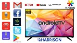 Harrison 125 cm (50 Inches) Full HD LED Smart TV (50Inch_Black) Android Model
