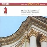 Middle Italian Operas - Les Opéras De La Période Médiane