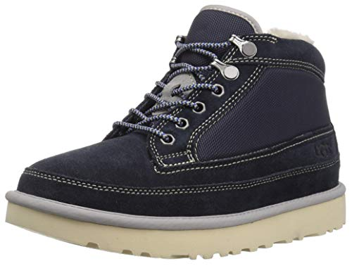 UGG Men's Highland Field Boot Fashion, True Navy, 15 Medium US