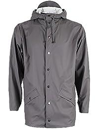 RAINS Herren Regenmantel Jacket