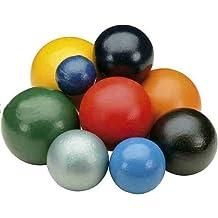 bis 7,26 kg Wettkampfkugel Kugelstoßen Stoßkugel für Wettkampf aus Messing