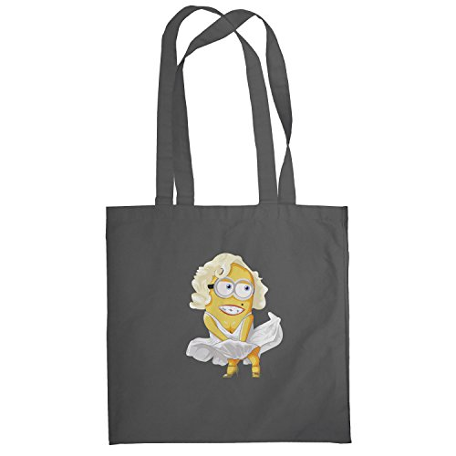 Texlab–Banana Monroe–sacchetto di stoffa Grau