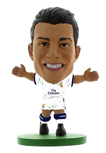 Soccer Starz SOC126, Cristiano Ronaldo Action-Figur, Real Madrid Heimtrikot 2017