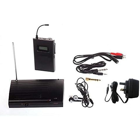 TakStar WPM-200 SISTEMA IN-EAR MONITOR CUFFIE, indirizzo pubblico, sul palco monitoraggio