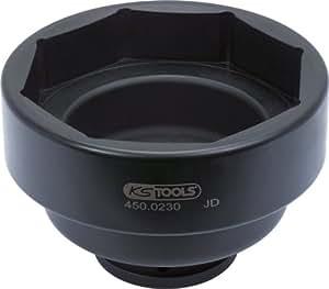 KS Tools 450.0230 Douille 8 pans pour écrou d'essieu HINO 19,1mm 105mm