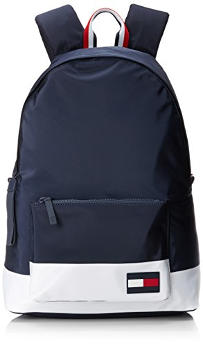 Tommy Hilfiger - Escape Backpack, Mochilas Hombre, Azul (Corporate), 13x47x34 cm (B x H T)