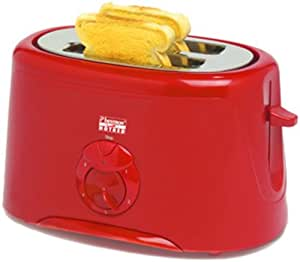 Bestron Dbh8865 Toaster / Grille-Pain 2 Tranches Rouge