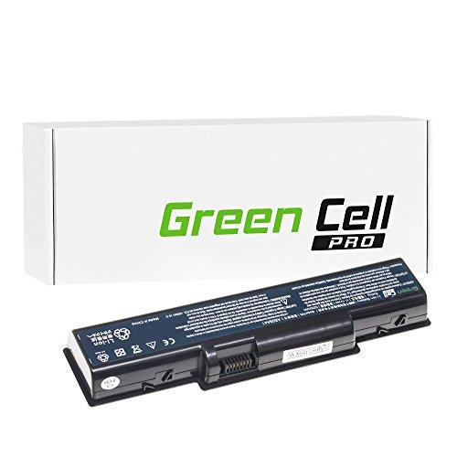 Green Cell® PRO Serie Laptop Akku für Packard Bell EasyNote TJ66-DT-022 (Original Samsung SDI Zellen, 6 Zellen, 5200mAh, Schwarz)