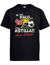 18bf1ca8 Diver Camisetas Camiseta De Tal Palo Tal Astilla Athletic fútbol Bilbao