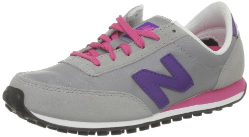 New balance UL410, Baskets mode mixte adulte Gris - Grau (GPP GREY/PURPLE/PINK 12)