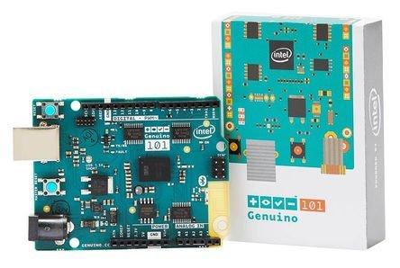 Genuino 101BOARD Powered - Intel