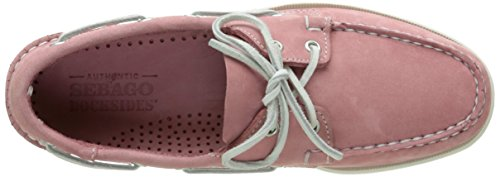 Sebago Herren Docksides Pink Bootschuhe Nubuck pink FrFSq
