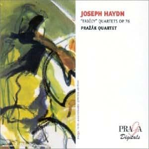 "Haydn - Quatuors à cordes op.76 ""Erdödy"" [Import anglais]"
