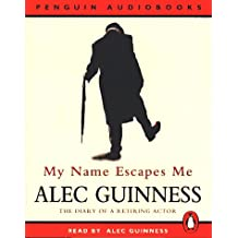 My Name Escapes Me: The Diary of a Retiring Actor (Penguin Audiobooks)