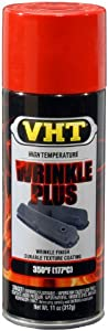 Vht Red Wrinkle Finish Spray Paint Sp204 by VHT