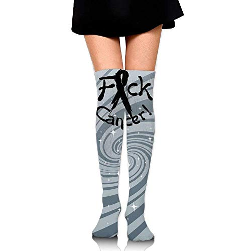 uytrgh Women's Knee High Sport Long Sock Love Parachuting-Skydiving1= For Running Sport Long Stockings Colorful 130