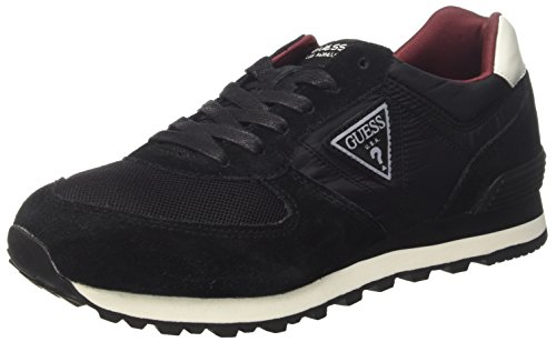 Guess Active Man, Sneaker Uomo Nero