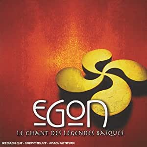 Egon: Le Chant Des Légendes Basques