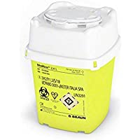 B.Braun Medibox Entsorgungsbehälter Sammelbehälter Kanülenbehälter Kanülenbox, 2,4 Liter preisvergleich bei billige-tabletten.eu