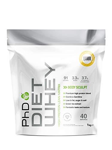 PHD Diet Whey - Vanilla Cream, 1er