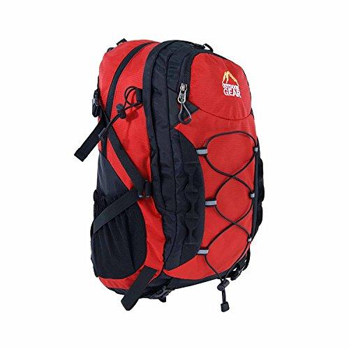 Outdoor Gear Unisex Wasserdicht Rucksack 1124 Rot