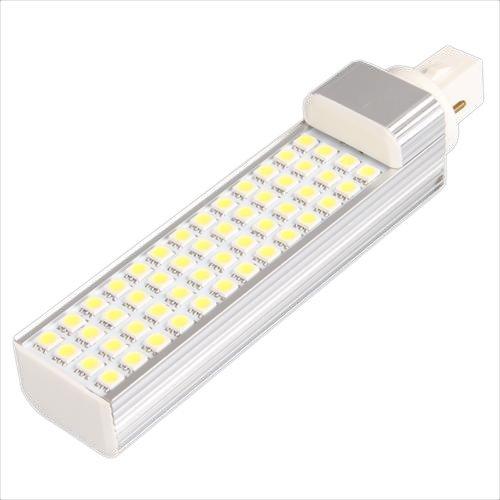 SODIAL(R) G24 LAMPADA LAMPADINA 52 LED SMD