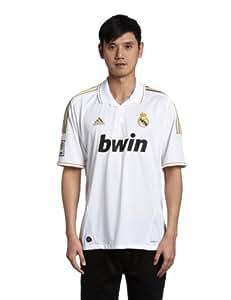 adidas V13659 Real Madrid Maillot domicile homme Blanc L
