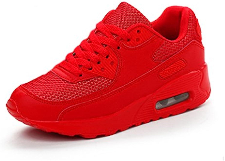 Qianliuk Herren Frühling Herbst Laufschuhe für Outdoor Bequeme Frauen Sneakers Atmungsaktive Sport Schuhe
