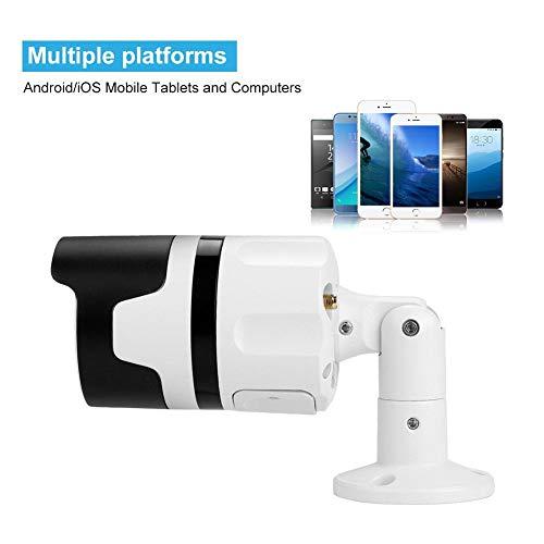 Nachtsicht-IP-Netzwerkkamera, Auflösung 1280 * 720, HD-Video, P2P-Plug-and-Play, doppelte Lichtquelle für drahtlose Wifi-Sicherheit im Freien 720P HD-wasserdichte Nachtsicht-IP-Netzwerkkamera für ONVI
