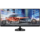 LG 25UM58 25 inch Ultrawide IPS Monitor (2560 x 1080, HDMI, 250 cd/m2, 5ms)