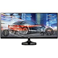 LG 25UM58 25 inch Ultrawide IPS Monitor (2560 x 1080, HDMI, 250 cd/m2, 5ms)