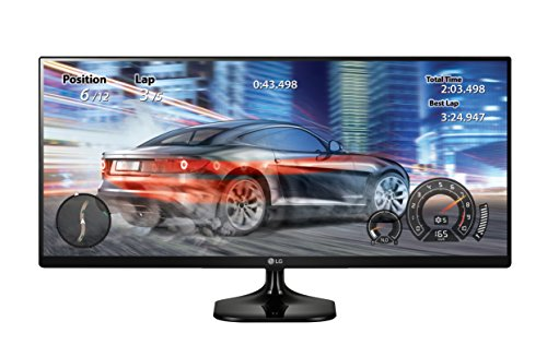 LG 25UM58-P 25-Inch 21:9 UltraWide FHD IPS Monitor UK