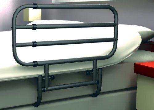 rehastage PIVOT-RAIL Bettgriff Bettgitter Einstiegshilfe verstellbar, schwenkbar beidseitig verwendbar