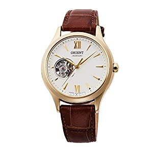 Orient RA-AG0024S – Reloj de pulsera para mujer, diseño de corazón